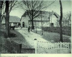 Hof Hacke um 1910